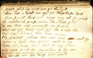 Why a Commonplace Book?