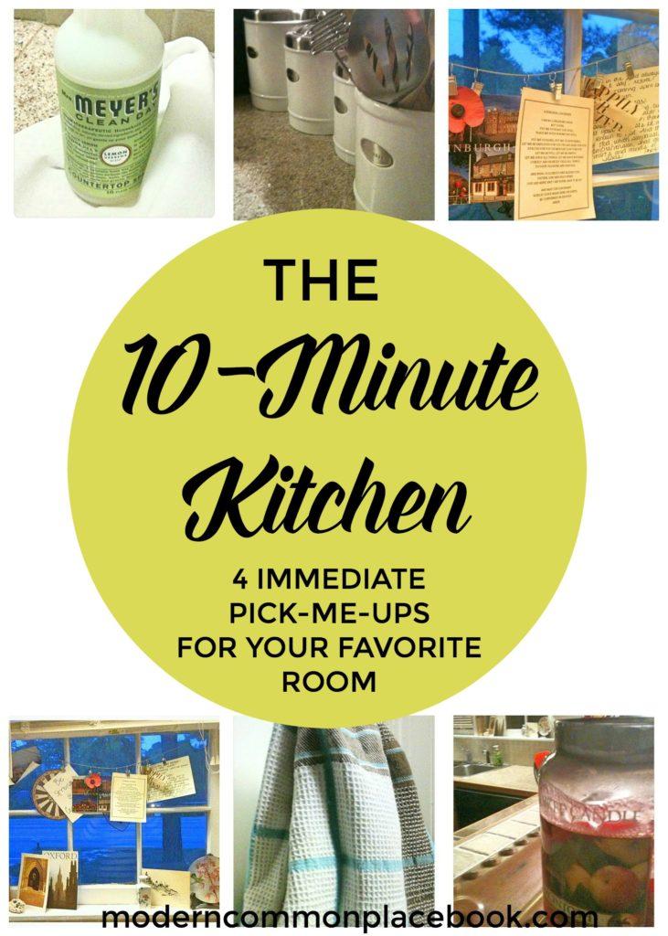 10 mintue kitchen