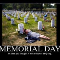 A Few Remembrances for Memorial Day