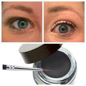 Favorite Tips for Gel Eyeliner - including tightlining! - moderncommonplacebook.com