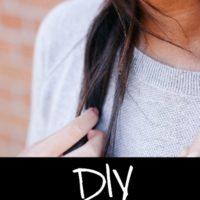 DIY Deep Cleaning Detox Shampoo