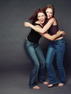 the gilmore girl jeans
