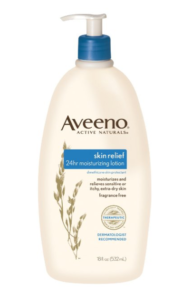 best lotion for itchy legs