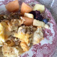 Mother's Day Slow Cooker Breakfast Casserole
