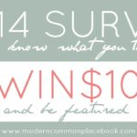 Submit your ideas for 2014 – and win $10!