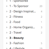 My Favorite Blogs (And Bloglovin Organization)