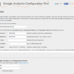 Track your Blog Sponsors [Google Analytics Campaigns]