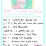The Intentional Life Project Link-Up – Changed to Monday