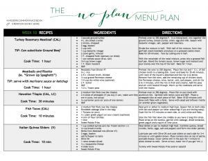 no plan menu plan fish week 10
