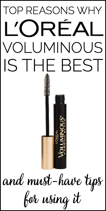 61d1a84d04c L'Oreal Voluminous Mascara - And Why It's the Best | A Modern Commonplace  Book