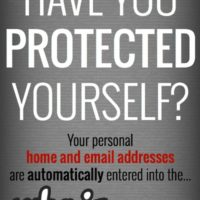 Bloggers: Protect your Privacy