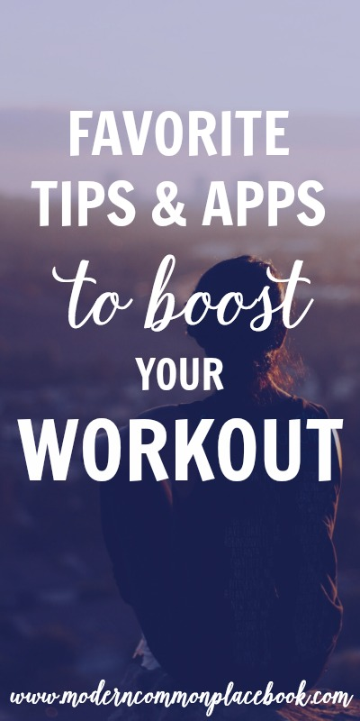 workout tips and apps