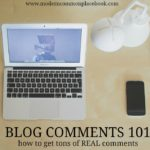 Blog Comments 101 (Let's Blog Series)