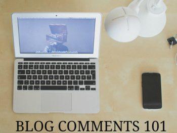 blog comments 101