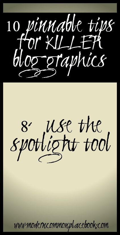 spotlight tool