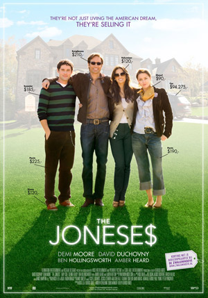 thejoneses    {Not} Keeping up with the Joneses   31 Days of no things