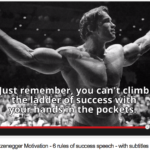 Schwarzenegger's Rules of Success [Day 14 of 31]