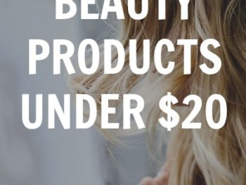 home and beauty products