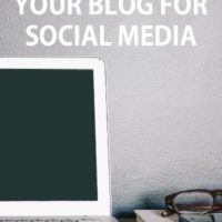 5 Ways to Prime your Blog for Social Media