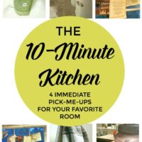 The 10-Minute Kitchen