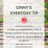 5 Ways to Create accountability with a fitness partner