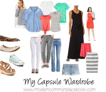2015 Capsule Wardrobe