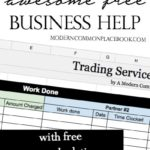 How to trade services for free business advice