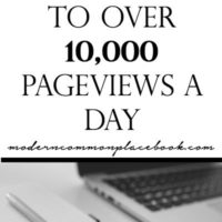 How to Increase blog pageviews – How I grew my blog to over 10,000 pageviews a day