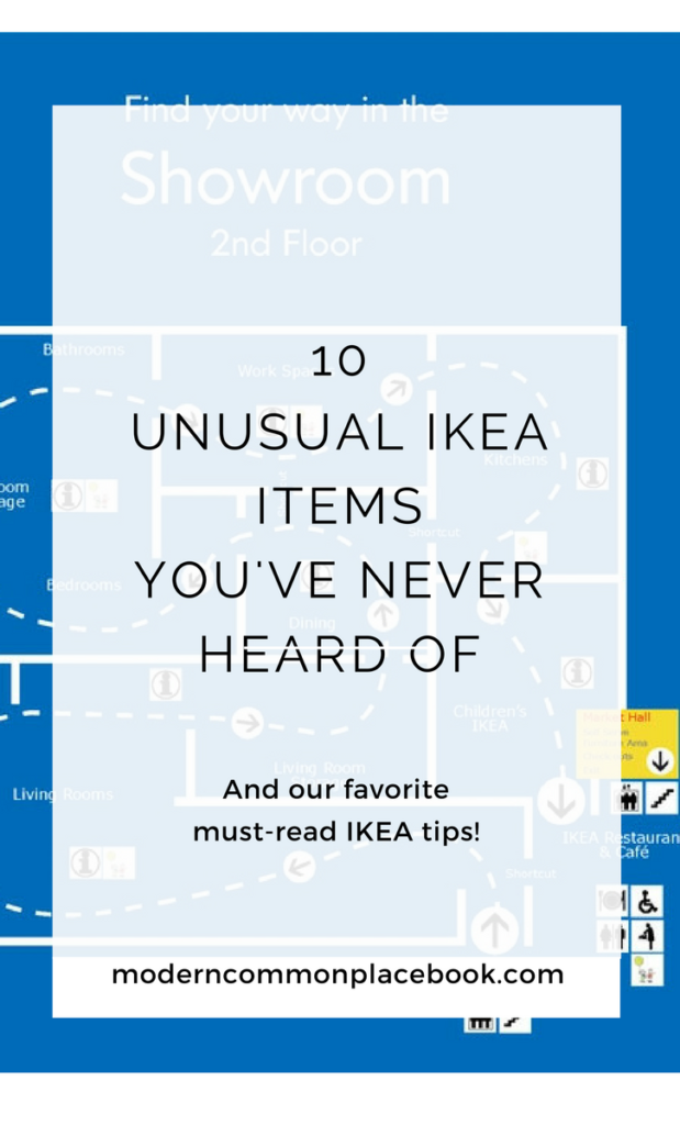 10 Unusual Tips and Items to Buy at IKEA