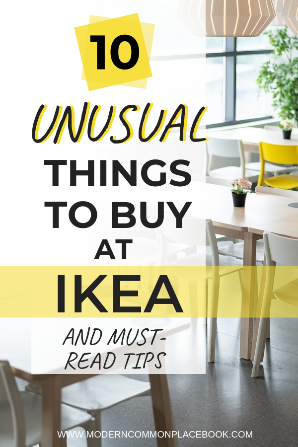 10 best buys at Ikea