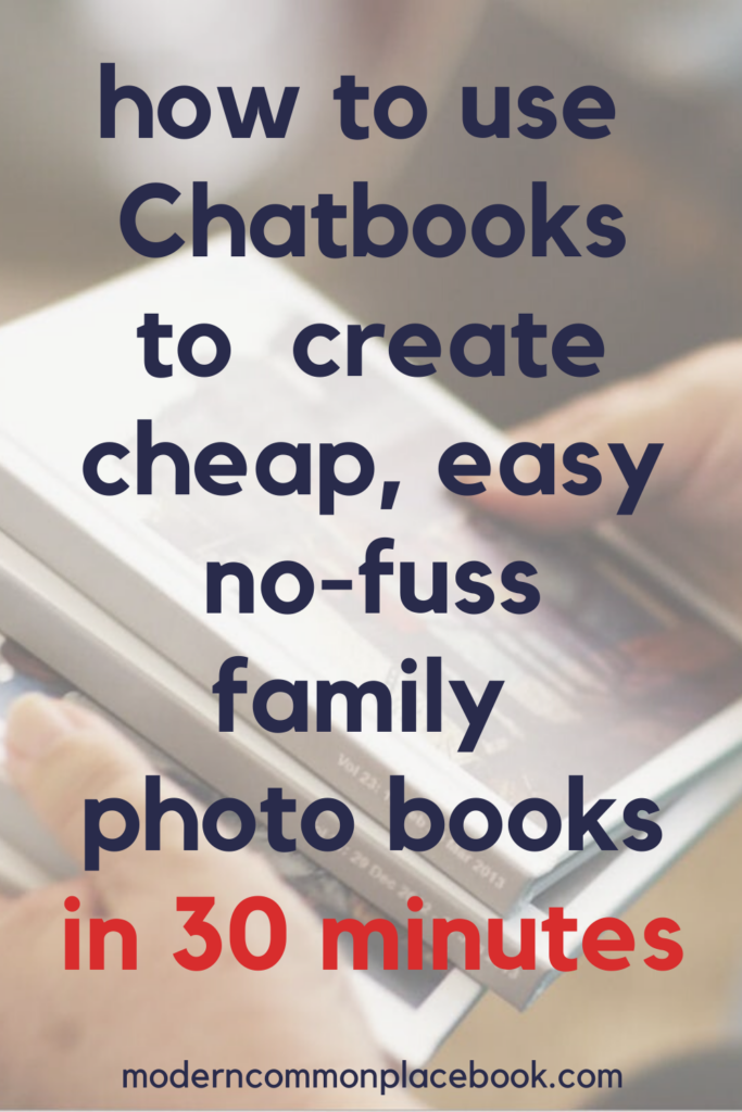 How to order photo books online TODAY with the Chatbooks App (Updated 2020)