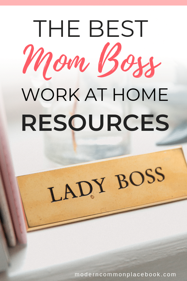 Top Mom Resources - How I get it all done