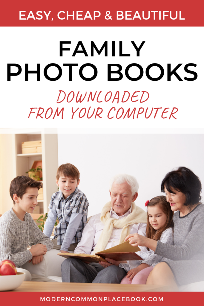 Easy, cheap and beautiful photo books – downloaded directly from your computer