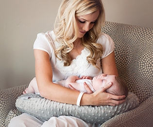 Free Nursing Pillow - Free Resources for Pregnant Moms
