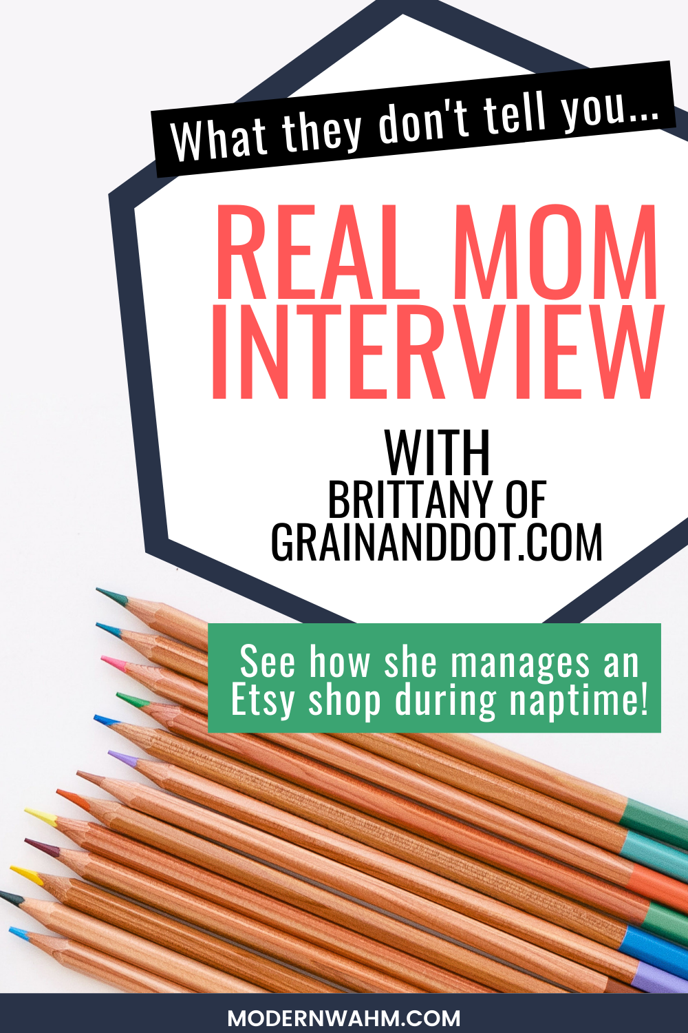 What they don\'t tell you: How to open an Etsy Shop during Nap Time with Grain + Dot