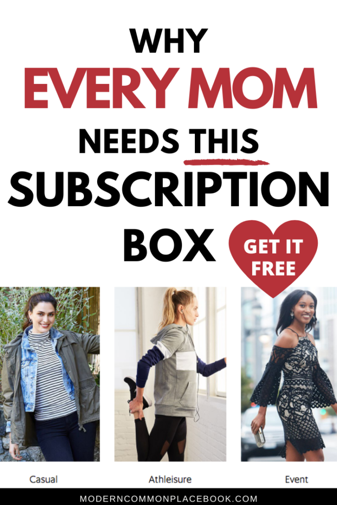5 Reasons Why Every New Mom needs the Le Tote Maternity Box