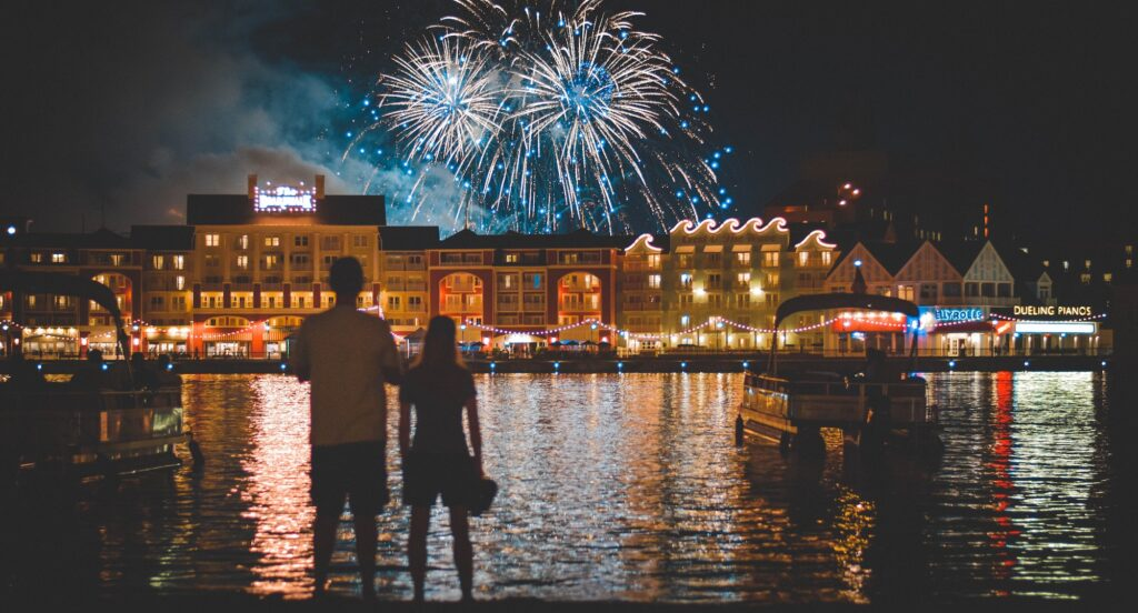 Romantic At Home Date Night Ideas for Tired Couples - experience disney at home