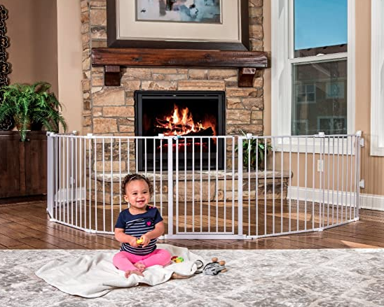 baby gate for at home office