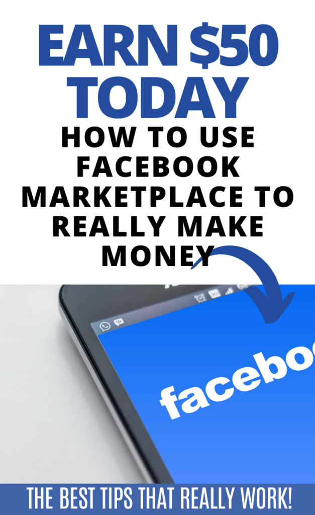 How to earn extra money by Selling on Facebook Marketplace during a Quarantine