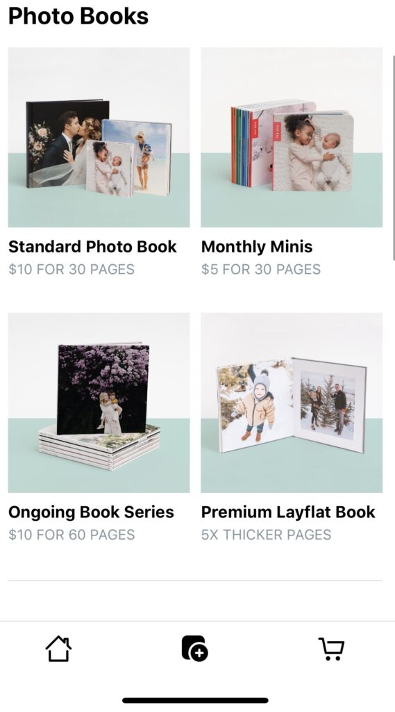 How to order photo books online TODAY with the Chatbooks App