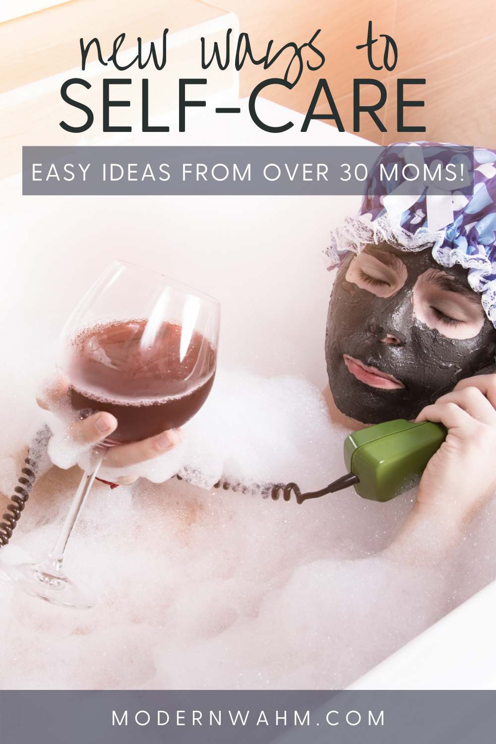 New Self-Care Ideas from 30 Busy Moms