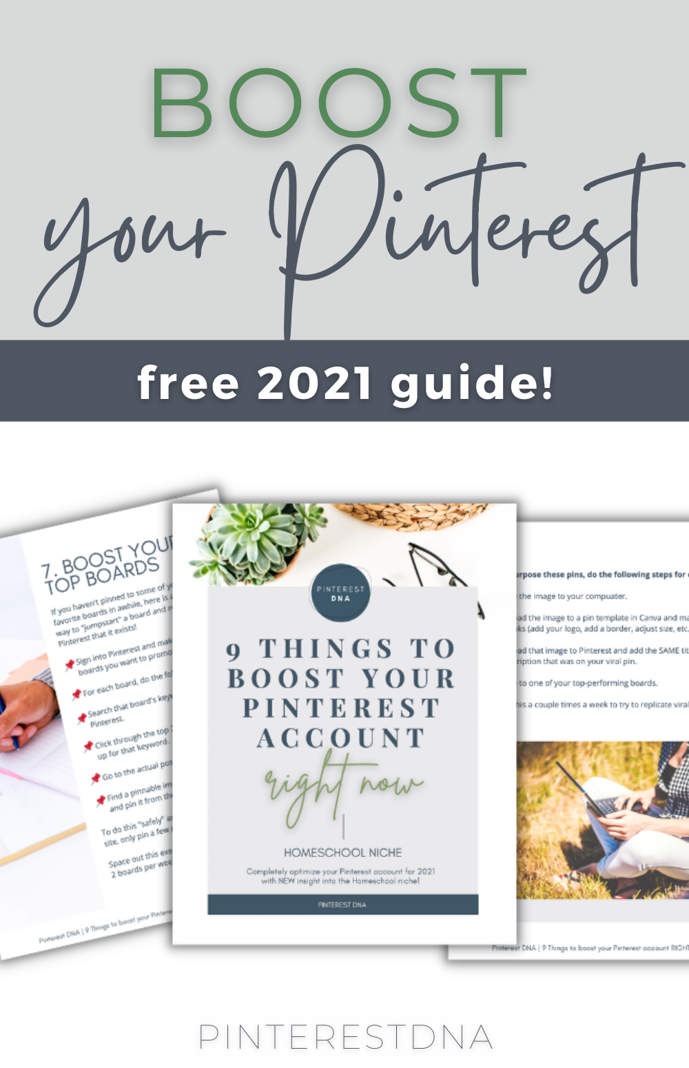 9 Things to boost your Pinterest account RIGHT NOW - Homeschool